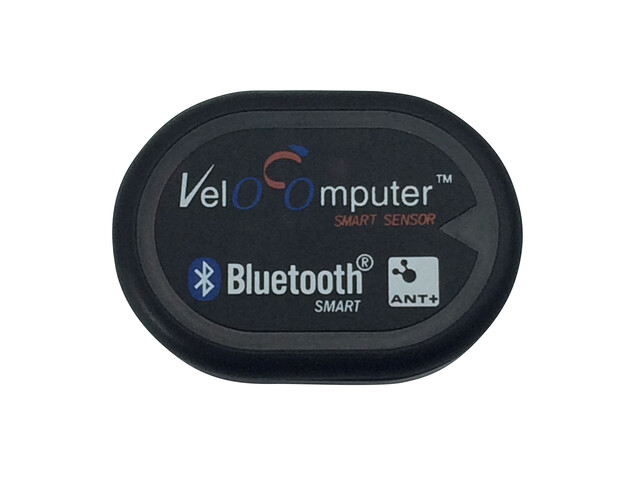 NC-17 Connect VeloComputer VC5.1 ANT+ en Bluetooth 4.0 zwart